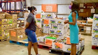 Since mid-February, Treasure Coast Food Bank has provided more than 2 million meals to people in need of food throughout the Treasure Coast.