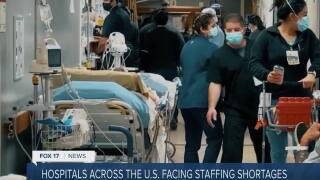 sTAFFING ISSUES PLAGUING HOSPITALS NATIONWIDE