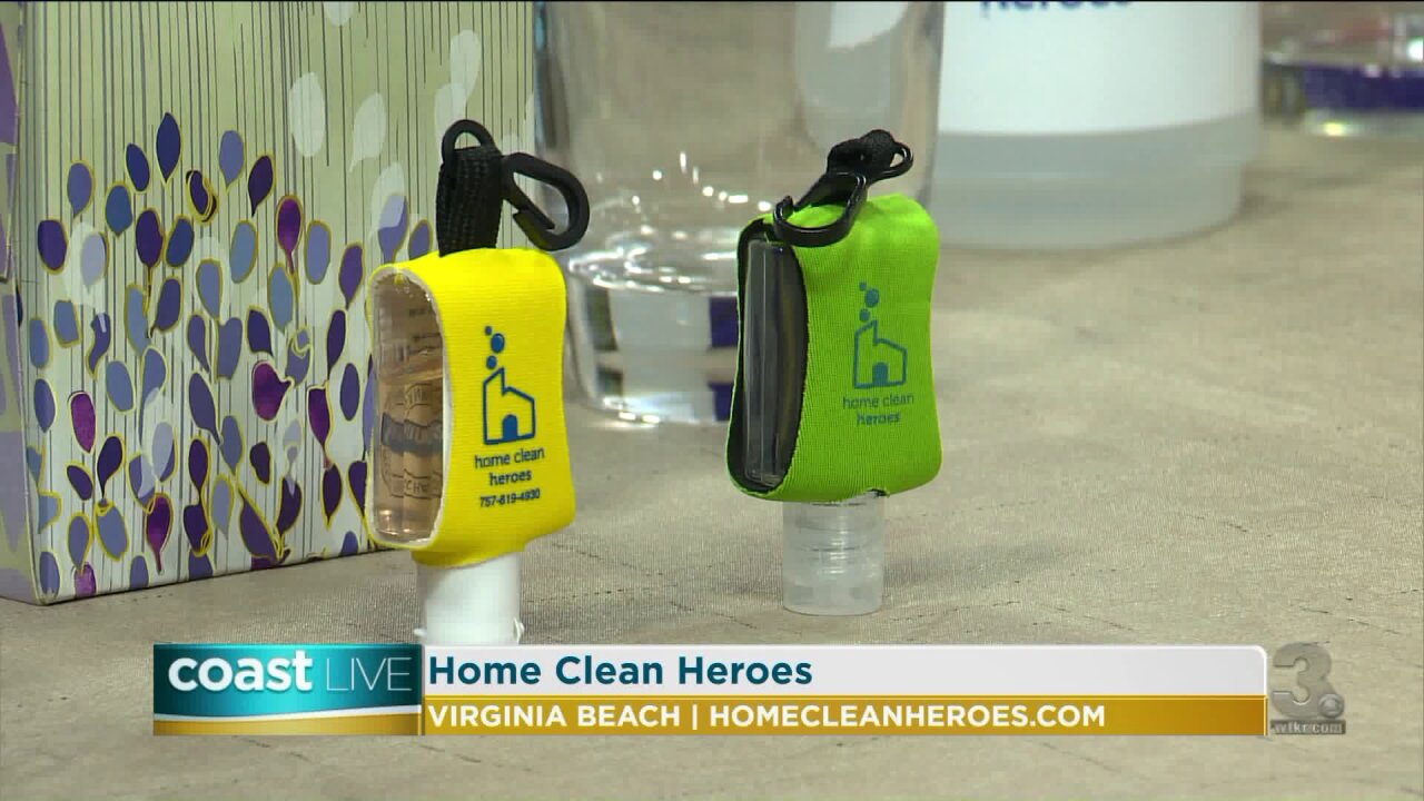 Housekeeping tips for preventing the flu this season on Coast Live