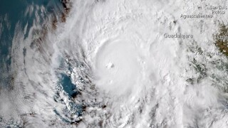 'Extremely dangerous' Hurricane Willa aims for Mexico's Pacific coast