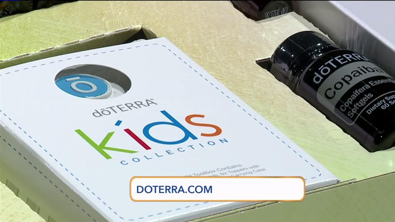 DoTERRA Unveils new KidsCollection