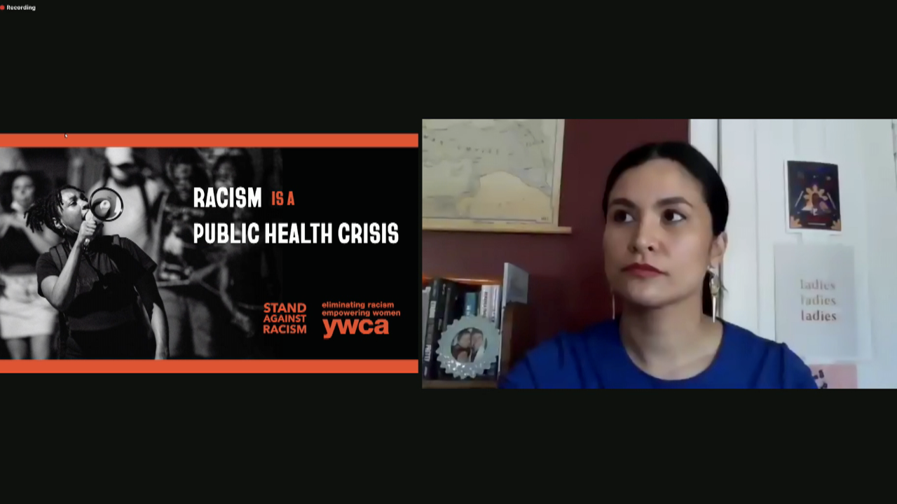 YWCA hosts Racism as a Public Health Crisis panel discussion