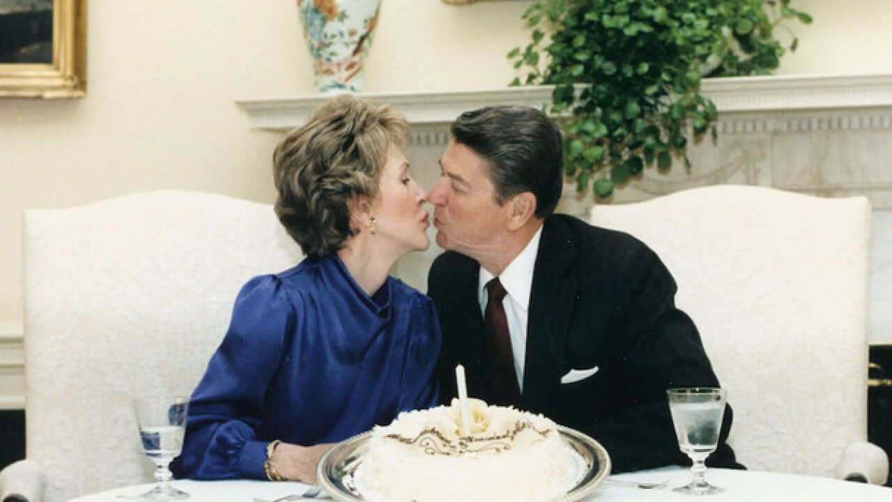 Photos: Remembering First Lady Nancy Reagan