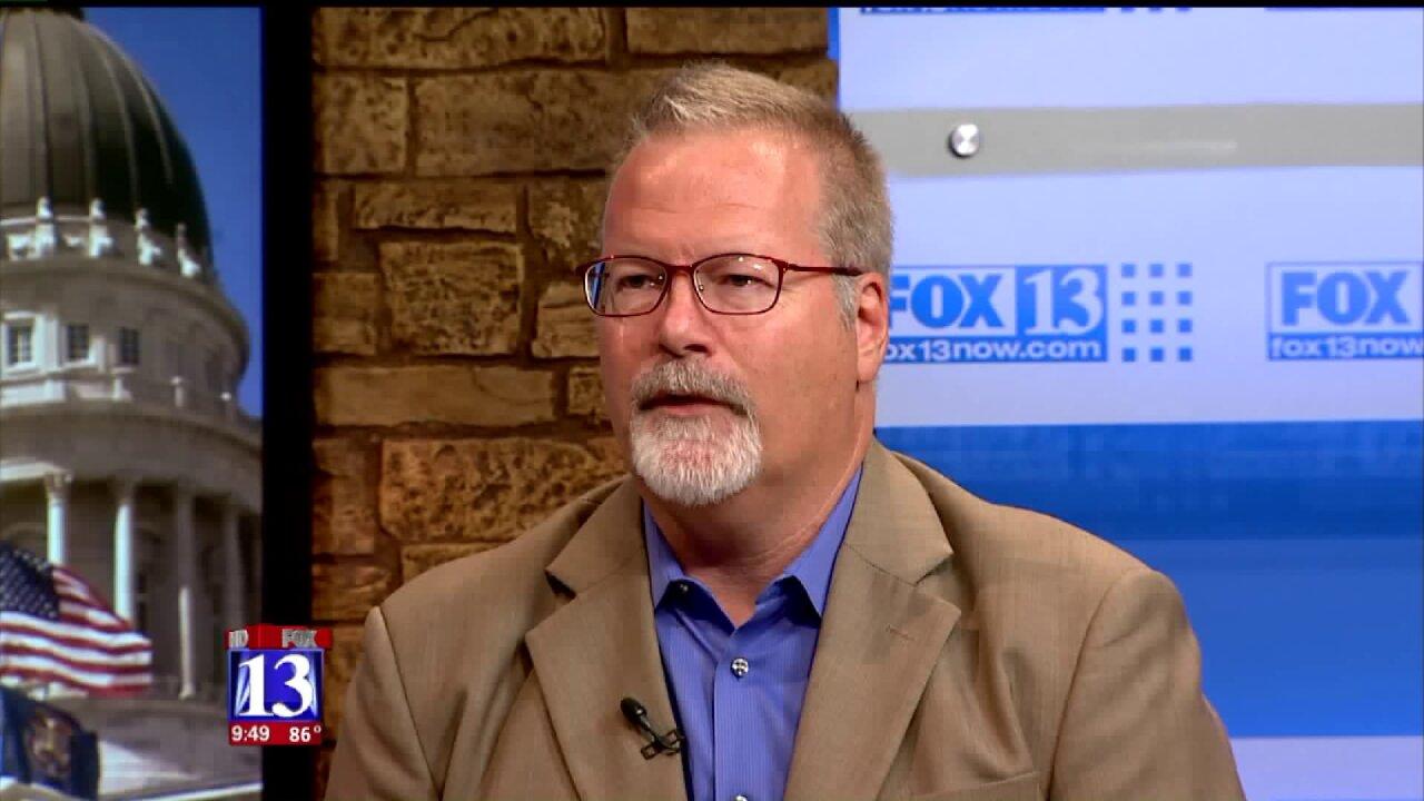 3 Questions with Bob Evans: Former State Senator Steve Urquhart talks LDS Church lobbyingtactics