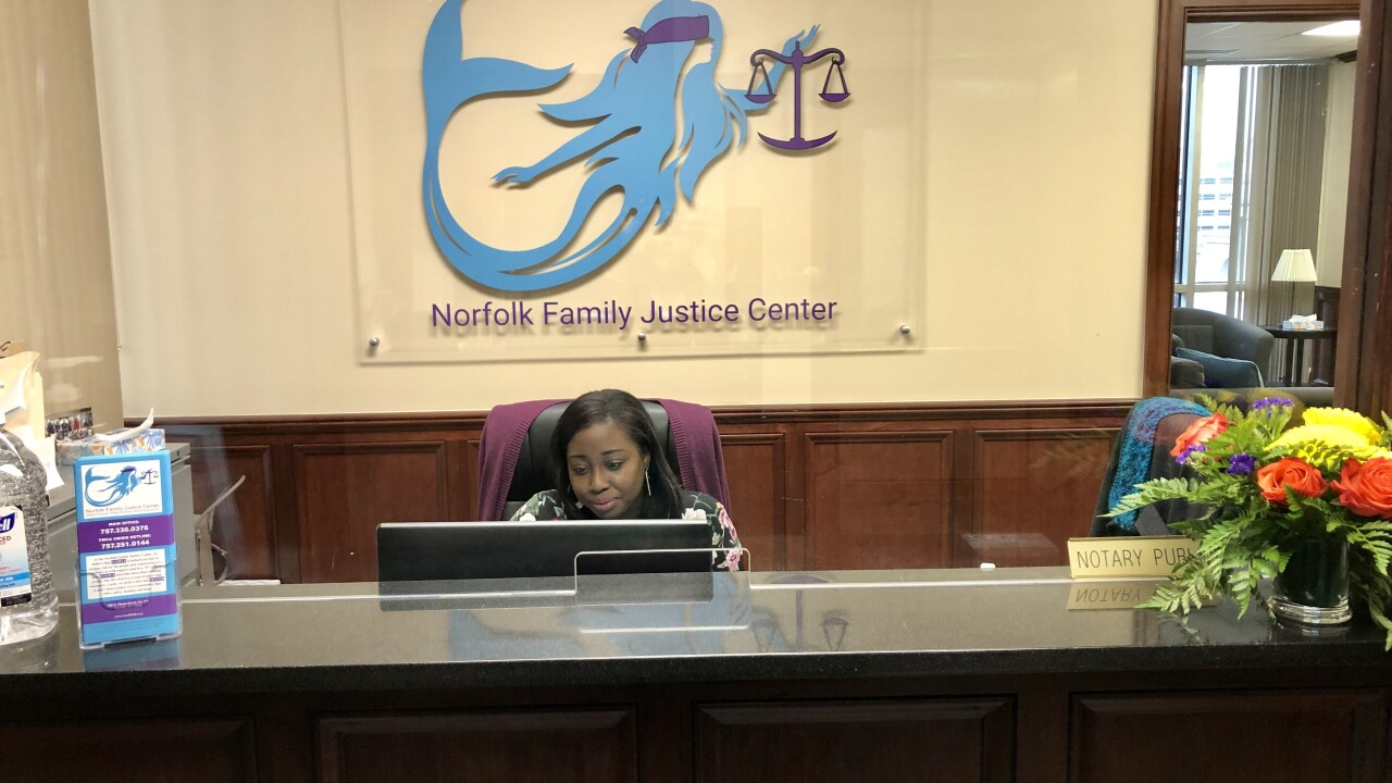 Inside Norfolk's one-stop shop for domestic violence and sexual assault victims