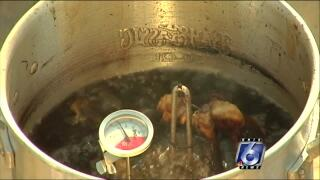 How to safely deep-fry your Thanksgiving turkey