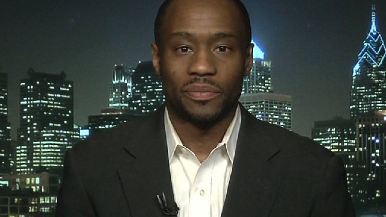 CNN severs ties with liberal pundit Marc Lamont Hill after his controversial remarks