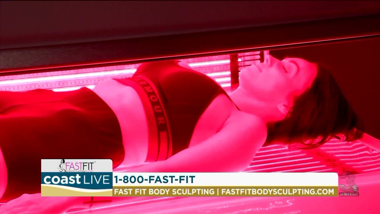 Technology for helping shed tough fat on Coast Live