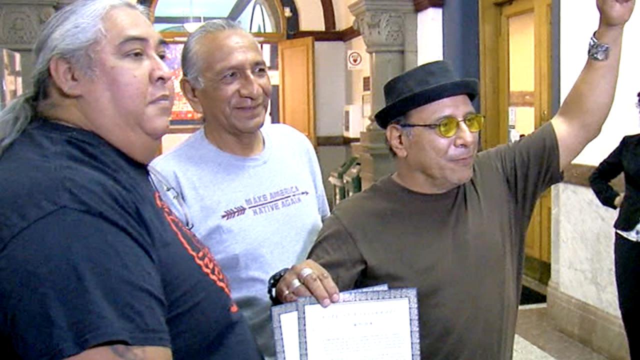 Cincinnati to recognize Indigenous Peoples' Day