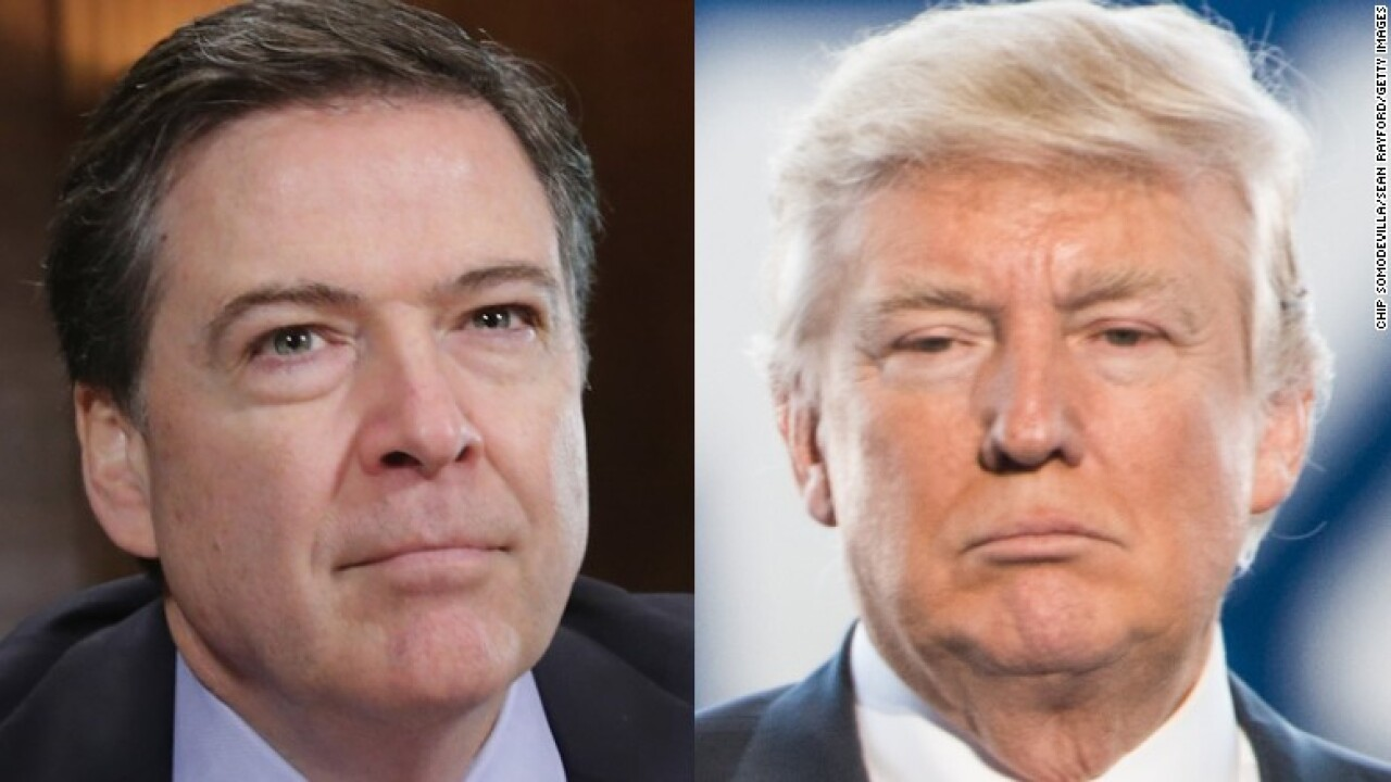 James Comey paints unsparing portrait of President Trump in devastating tell-all book