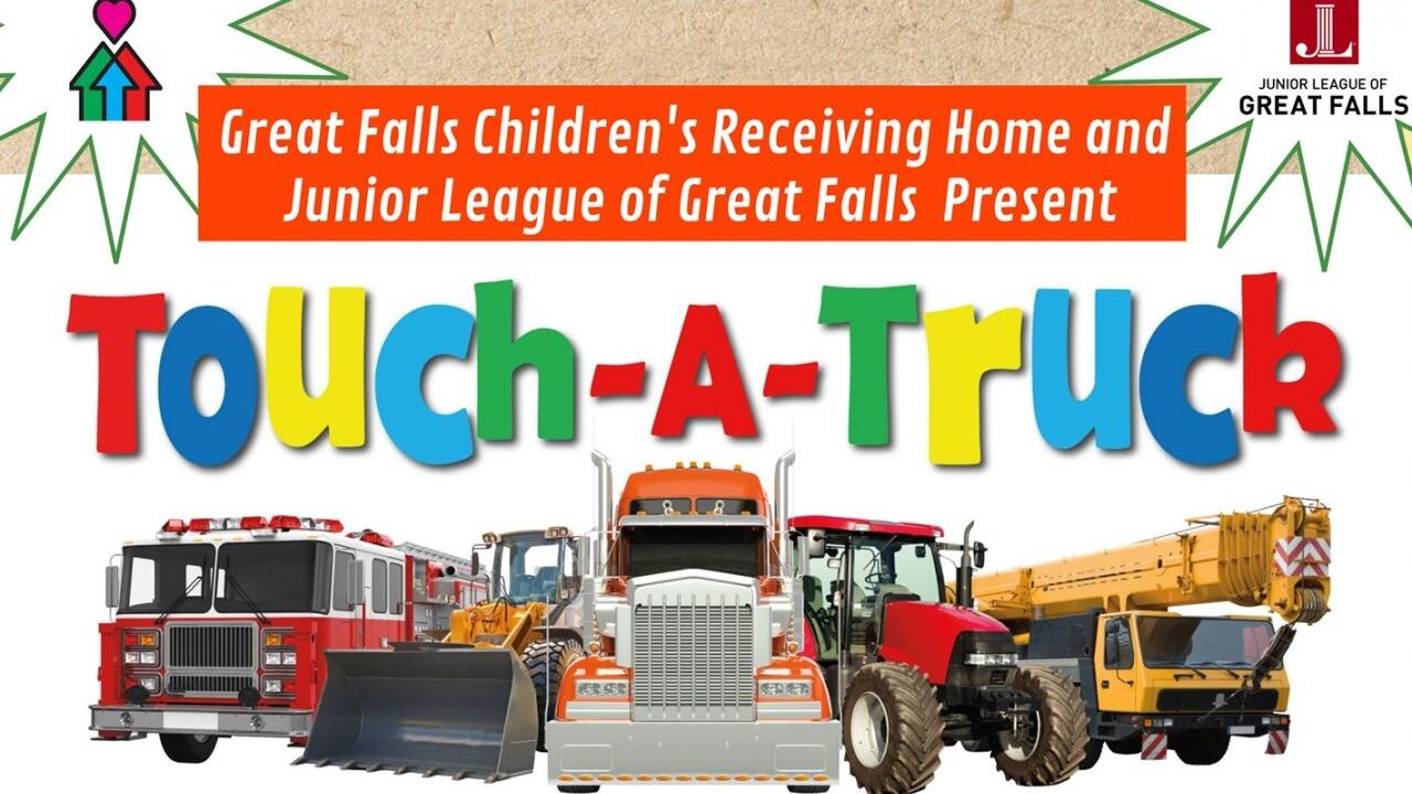 """""""Touch A Truck"""" in downtown Great Falls"""