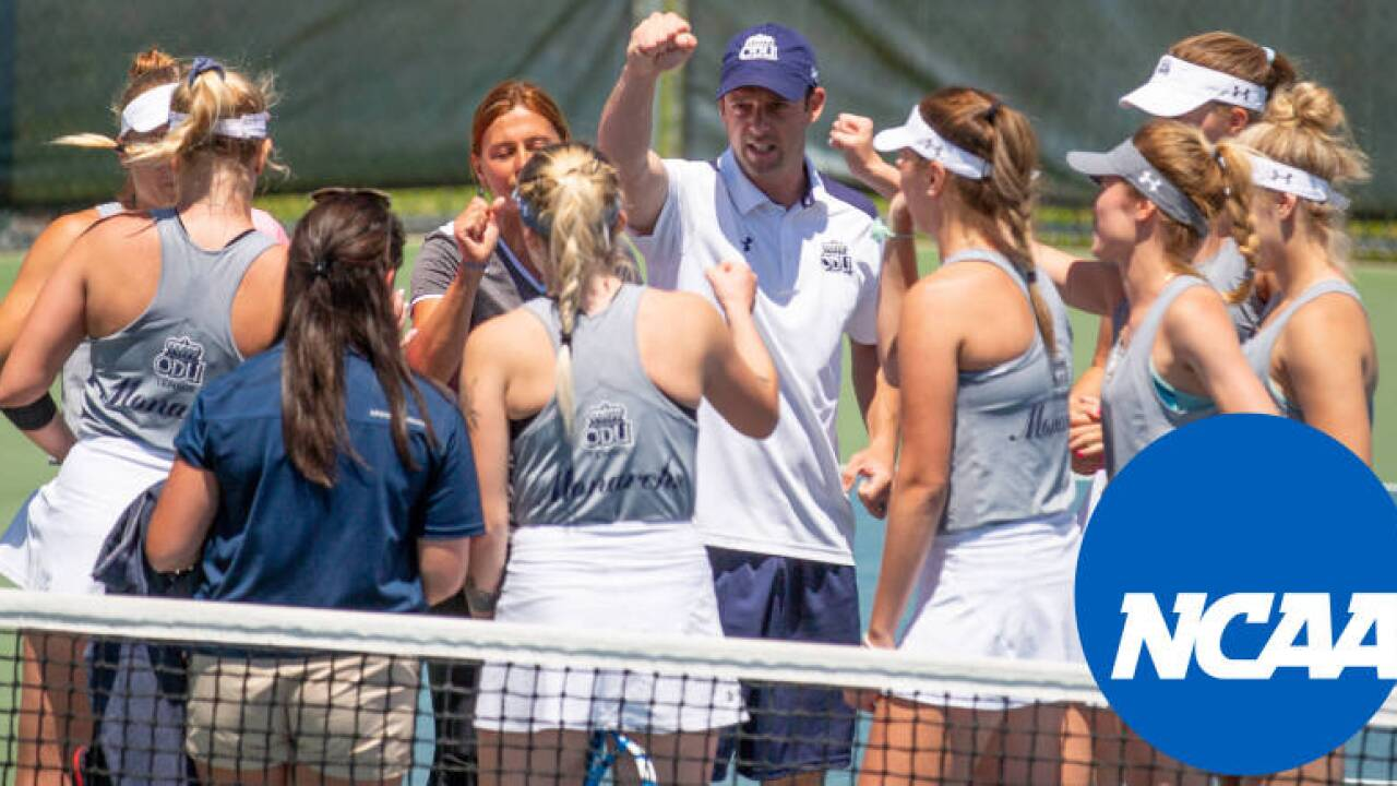 Old Dominion women's tennis earns first ever NCAA Tournament bid