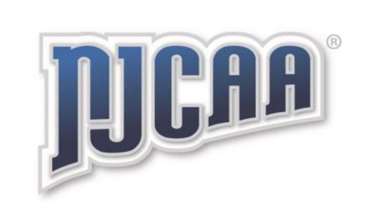 NJCAA COVID-19 update - spring competition postponed