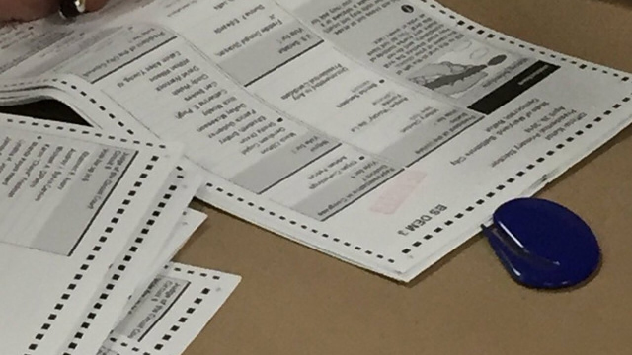 Deadline to request Michigan absentee ballot by mail is 5 p.m. Friday