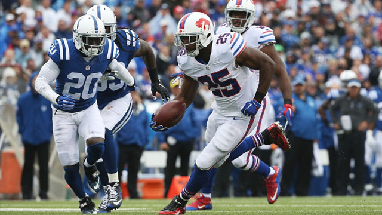 Report: Bills' McCoy will not face suspension