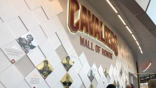 Cavaliers Wall of Fame
