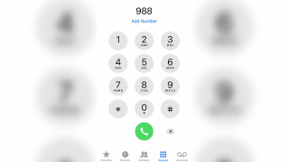 FCC recommends designating '988' as the National Suicide Prevention Lifeline
