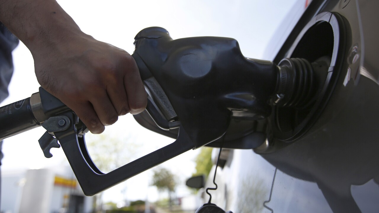 California High Gas Prices