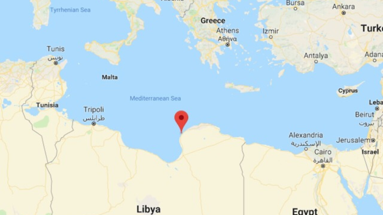 Explosions outside Benghazi mosque kills dozens
