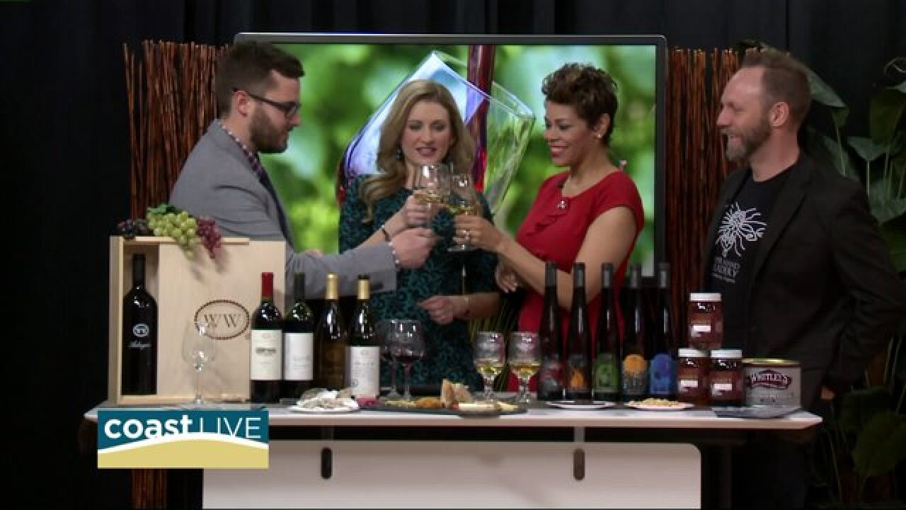 We take the Tasting Trail to get ready for National Drink Wine Day on Coast Live