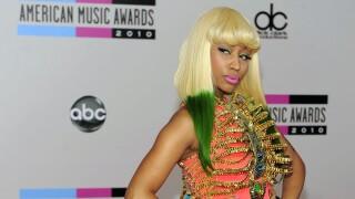 Nicki Minaj AMA