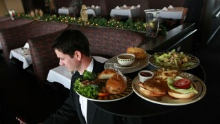 Share it all or all to yourself? Dining out debate stirs food feelings