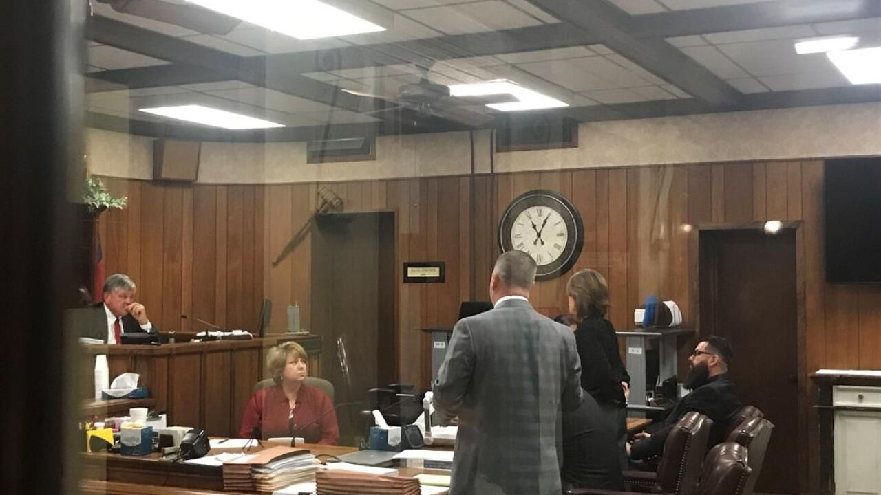 Motion to recuse newly appointed judge in first Twin Peaks trial denied