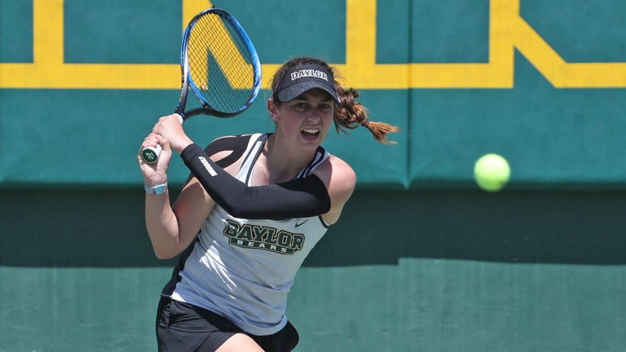 BAYLOR WOMEN'S TENNIS TAKES ON WEST VIRGINIA.jpg