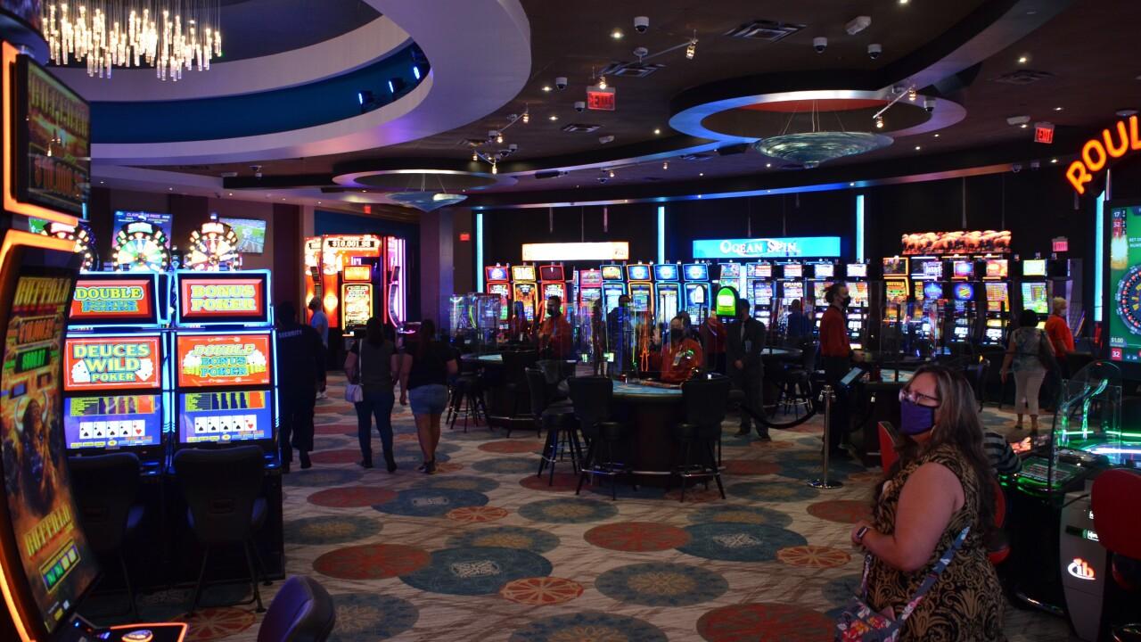 Desert Diamond Casino Tucson opens expanded gaming area