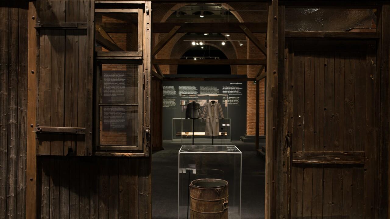 Holocaust exhibit at Union Station © Musealia.jpg