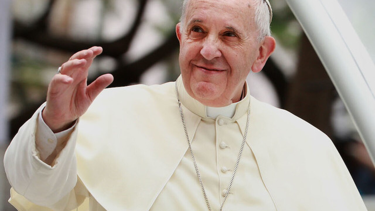 Pope Francis grants clemency to man who leaked confidential documents