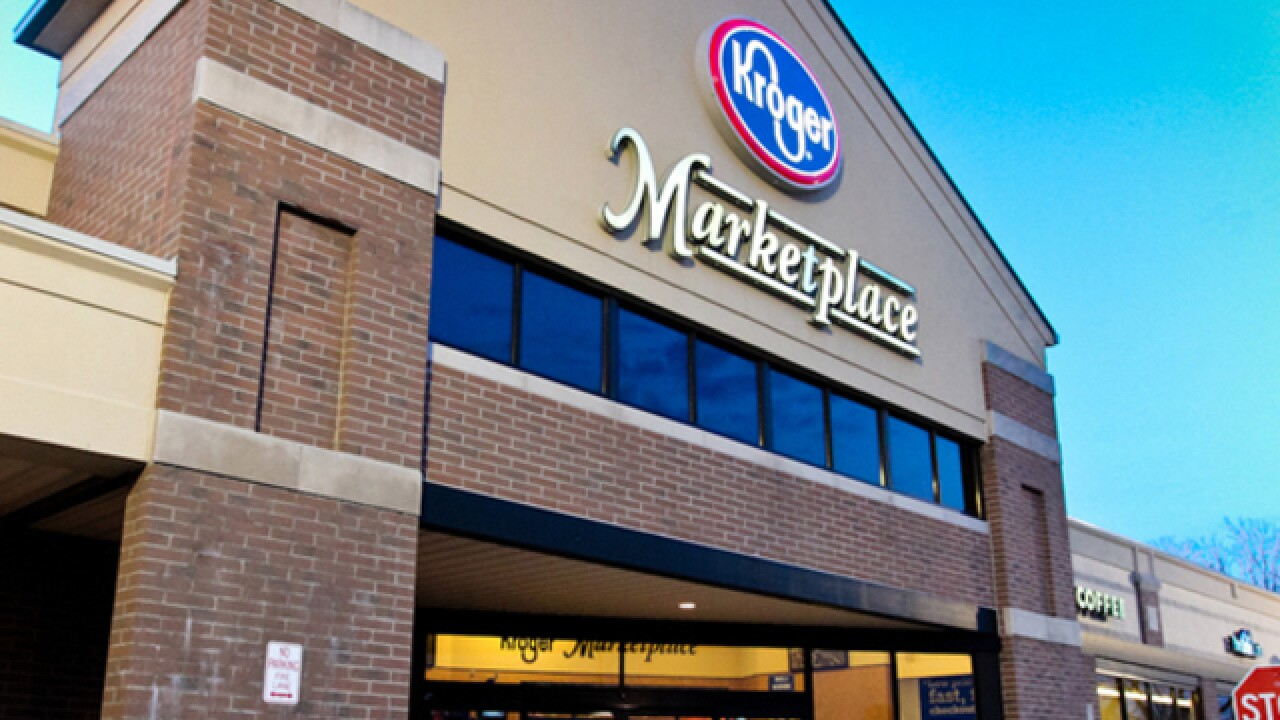 Kroger recalls bottled water for babies after mold complaints