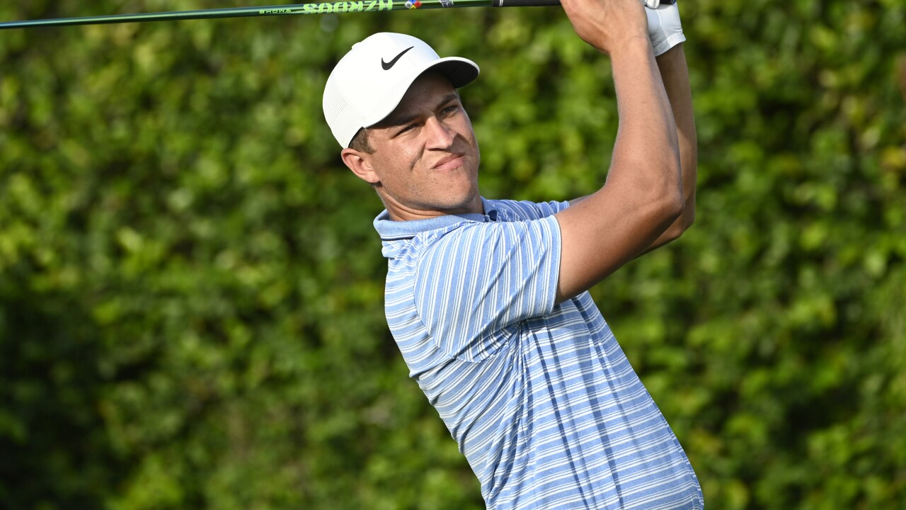 Cameron Champ - Virus Outbreak Tour Policy Golf