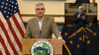 Governor Eric Holcomb.JPG