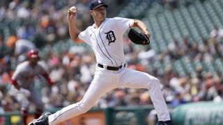 Matt Manning Angels Tigers Baseball