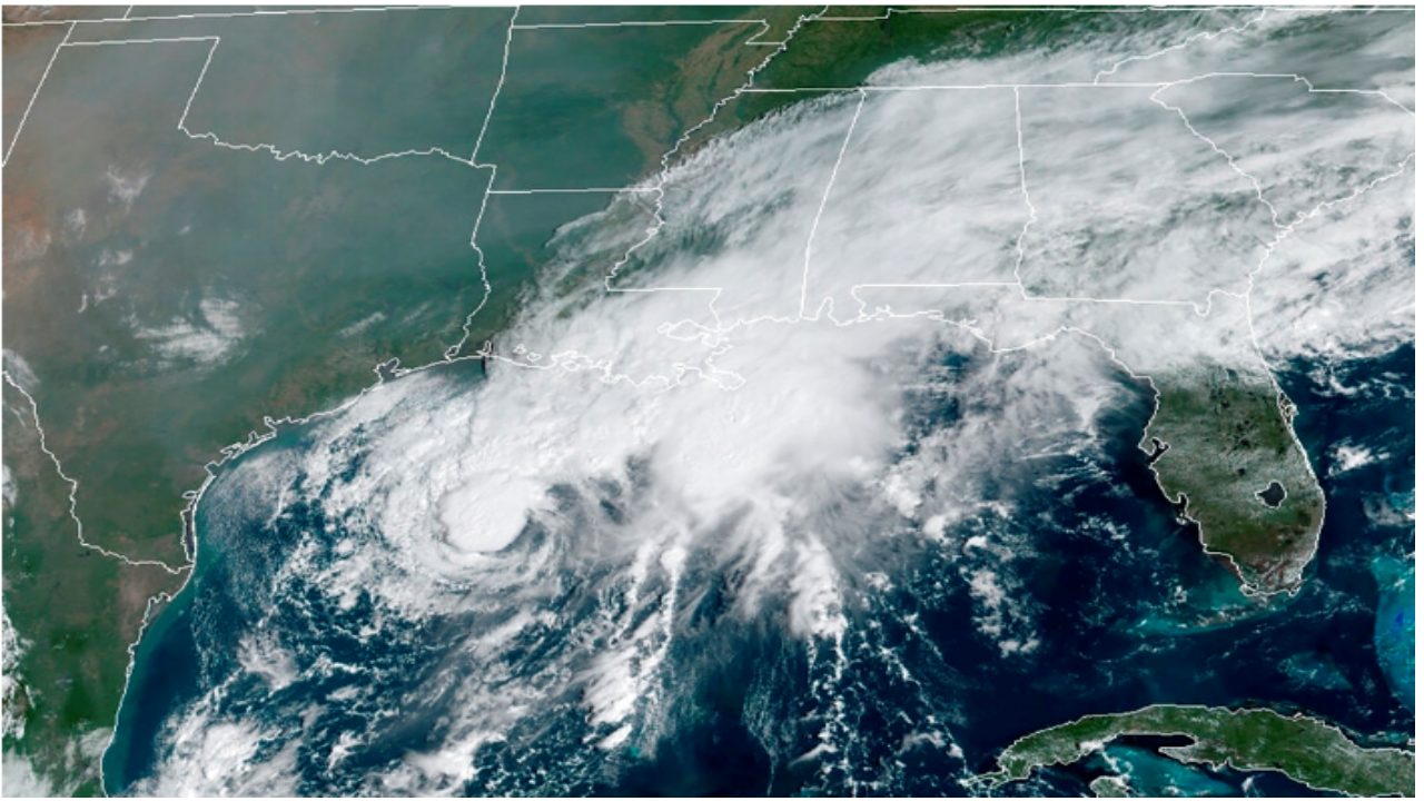 LIVE BLOG: Tropical Storm Beta approaches