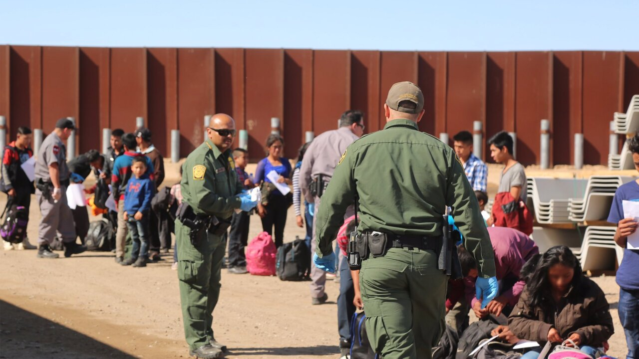 Border Patrol apprehensions