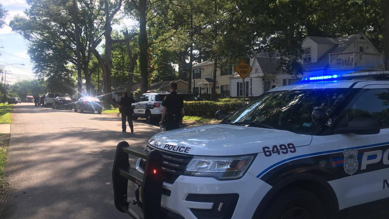 Man found dead inside Norfolk home after fire; detectives arrest homicide suspect afterchase