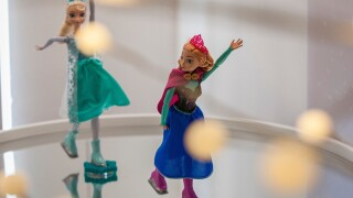 Top toys: 'Frozen' characters dethrone Barbie