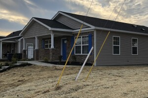 Habitat For Humanity Builds New Lexington Home For Family