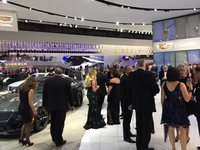 PHOTOS: Detroit Auto Show Charity Preview, gallery 1