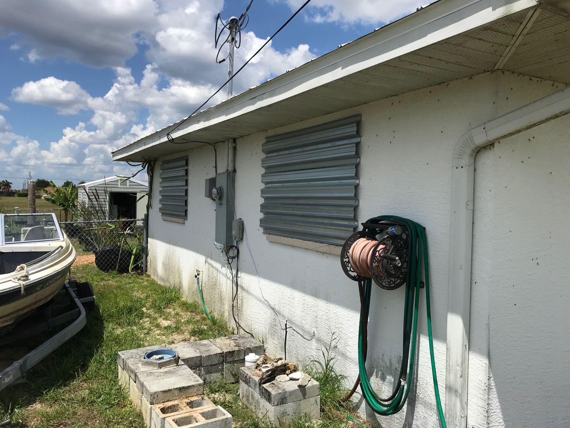 Bomb squad investigation at home in Cape Coral