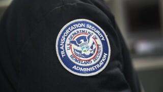 tsa transportation security administration badge