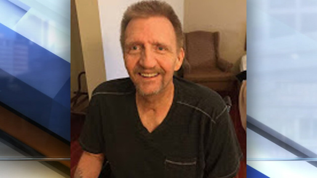 Man with dementia, Parkinson's, inability to speak missing from Clifton
