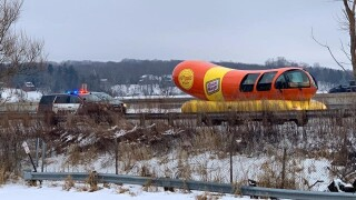 Oscar Mayer releases 'Road Hog' shirt in response to Wienermobile being pulled over