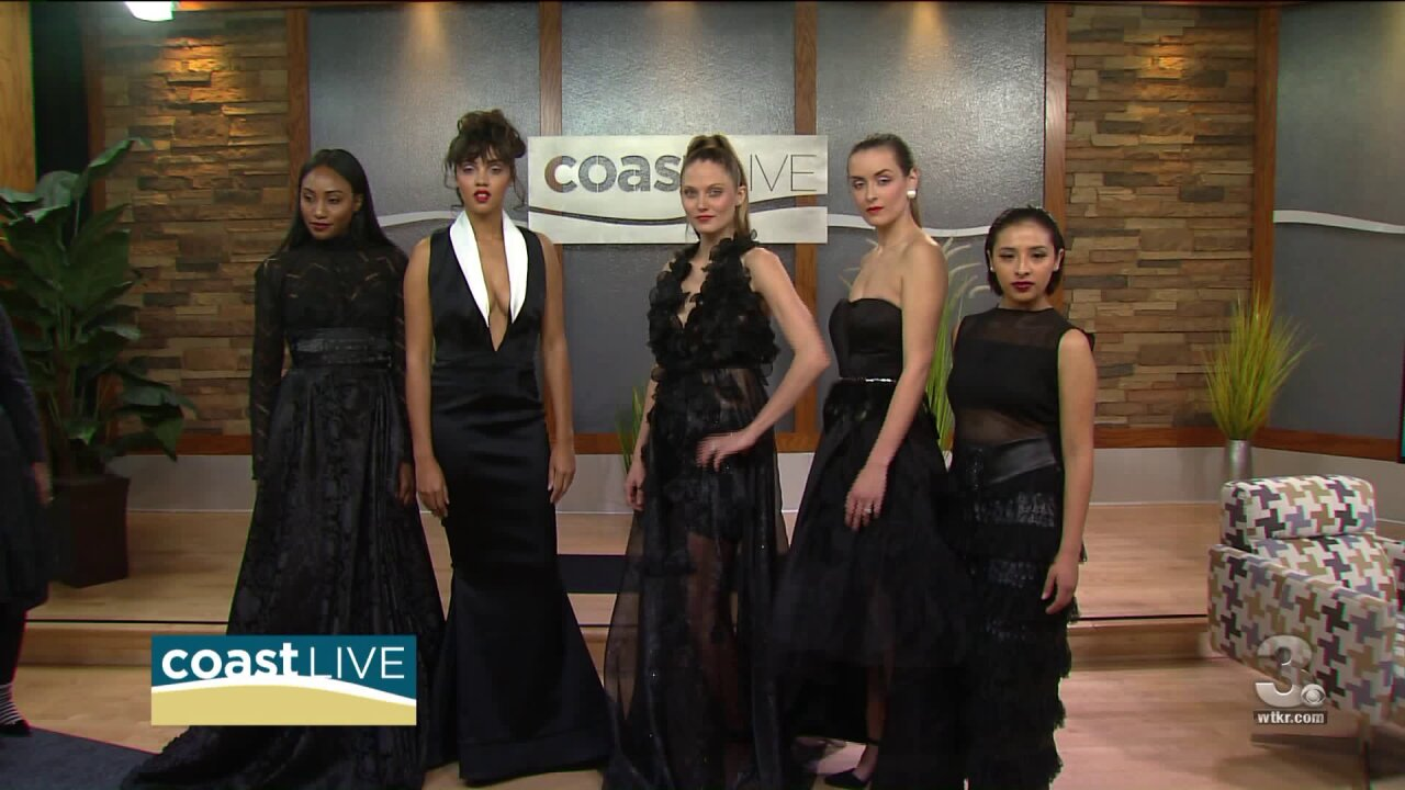 Getting glamorous red carpet style without paying celebrity prices on Coast Live