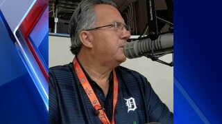 Hundreds raise money for Detroit Tigers' announcer fighting cancer