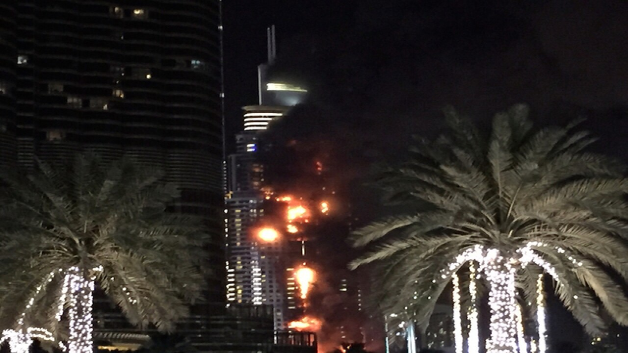 Dubai has new rules after high-rise fires