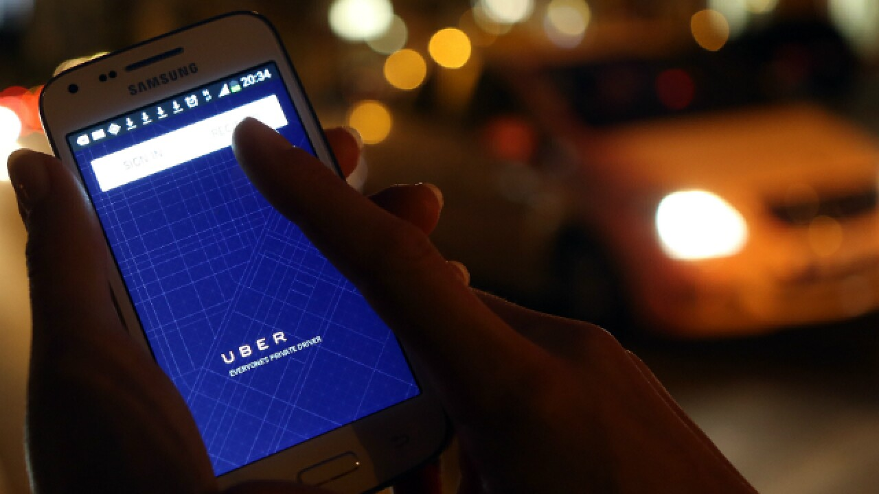 Uber now allows tipping in Cincinnati