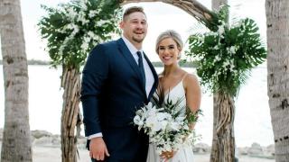 Wyatt and Carly Teller wedding